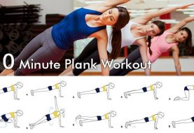 10 Minuten Plank Workout für Core, Abs, Posture & Back Pain Relief