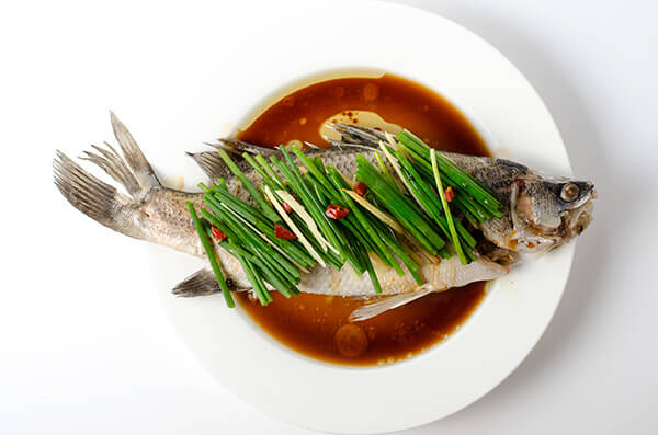 healthy chinese fish recipe