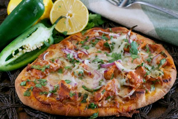 indian pizza recipe