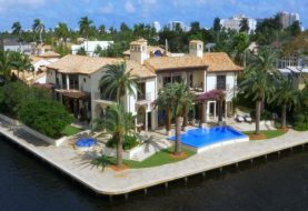 Traumhaus: 30 Millionen Dollar Florida Waterfront Mansion (15 Fotos)