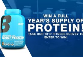 Win A Year's Worth Of Whey Protein With The M&S Survey